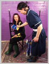 Scisors, Paper, Splat! featuring Nurse Wendy-Household, Registered Gunge Nurse